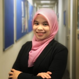 Profile photo Farahana Nadzri